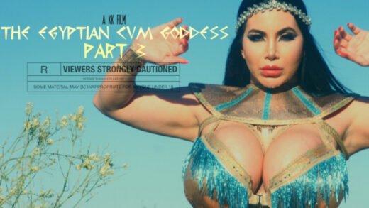 ManyVids - Korina Kova - Egyptian Cum Goddess Pt 3