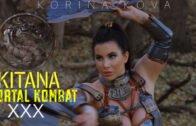 ManyVids – Korina Kova – Kitana Mortal Kombat XXX