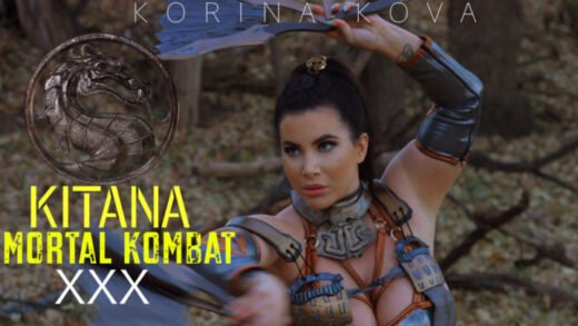 ManyVids - Korina Kova - Kitana Mortal Kombat XXX