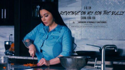 ManyVids - Korina Kova - Revenge On My Son The Bully