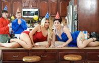 VRCosplayX – Angel Wicky, Zazie Skymm And Valentina Nappi – Hocus Pocus A XXX Parody