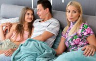 MomsTeachSex – Jericha Jem And Reagan Foxx – Did You Fuck My Mom