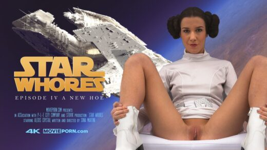 MoviePorn - Alexis Crystal - A New Hoe