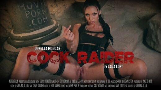 MoviePorn - Ornella Morgan - Cara Loft Cock Raider