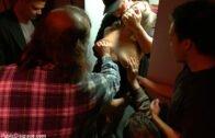 PublicDisgrace – Nadia Styles's Epic Return To Public Disgrace