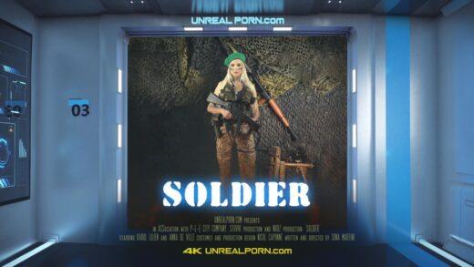 UnrealPorn E06 Soldier