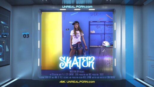 UnrealPorn E08 Skater