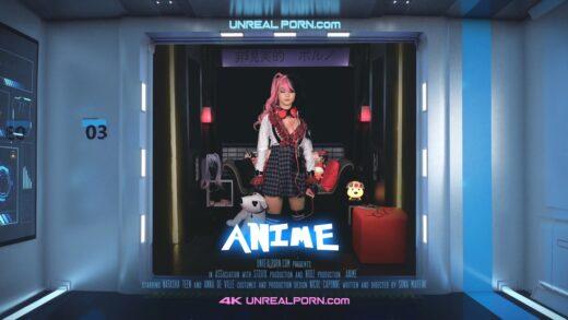UnrealPorn E14 Anime