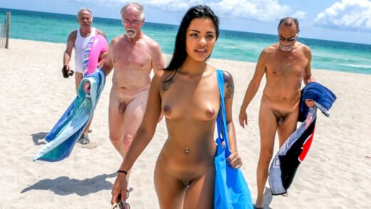 BluePillMen - Nikki Kay - Staycation with a Latin Hottie