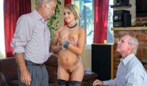 BluePillMen – Ivy Rose – Ivy Impresses With Her Big Tits And Ass, Perverzija.com
