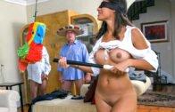 BluePillMen – Nikki Kay – Staycation with a Latin Hottie