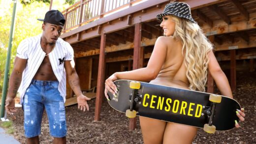 BrazzersExxtra - Carmen Caliente - Rise and Grind