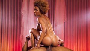 BrazzersExxtra – Demi Sutra And Ebony Mystique – Jogging His Memory With Her Pussy, Perverzija.com
