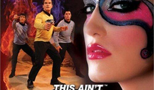 Hustler - This Ain't Star Trek XXX 2 The Butterfly Effect (2010)