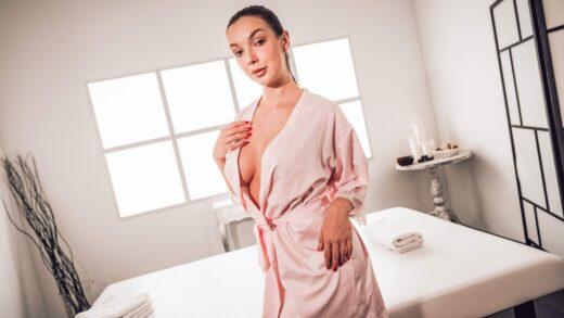 MassageRooms - Lady Gang - Massaged Czech Gets Cum On Tits