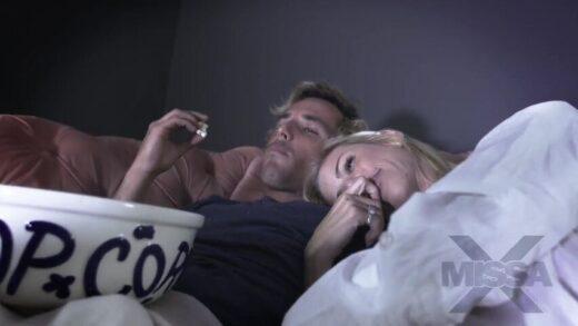MissaX - Alexis Fawx - Movie Night with Stepmom