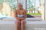 NetVideoGirls – River Fox – Small Waist Big Butt