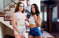 NubileFilms – Paige Owens And Scarlet Skies – How To Play The Game