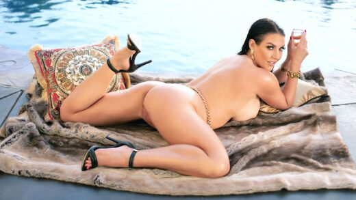 PenthouseGold - Angela White - Pet Of The Month October 2021