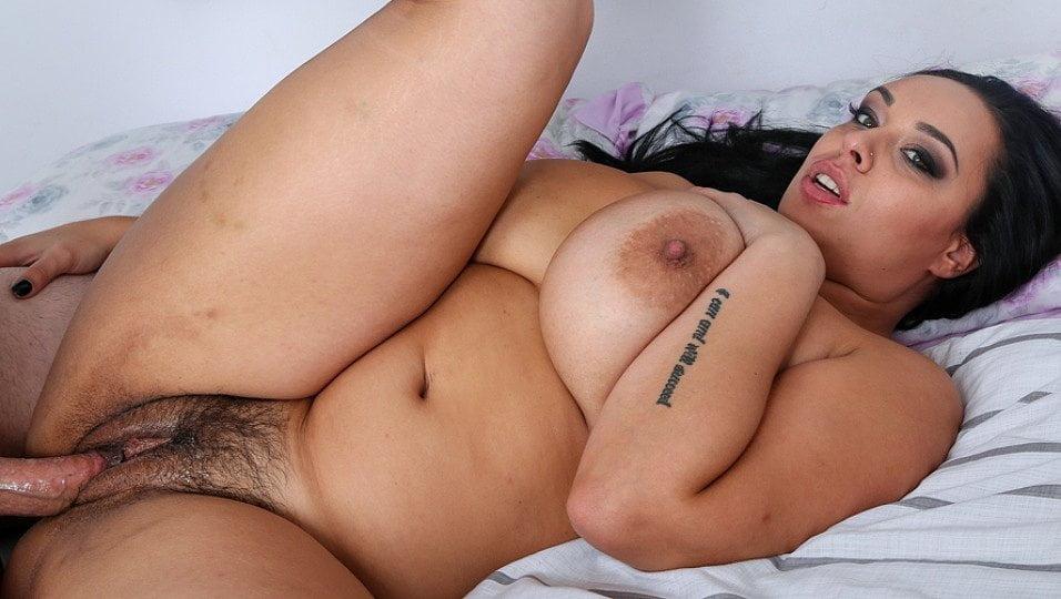 PlumperPass – Anastasia Lux – Big Tits Big Bush, Perverzija.com