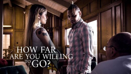 PureTaboo - Vanessa Vega - How Far Are You Willing To Go