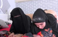 SexWithMuslims – Freya Dee And Nicole Love – Two muslim bitches