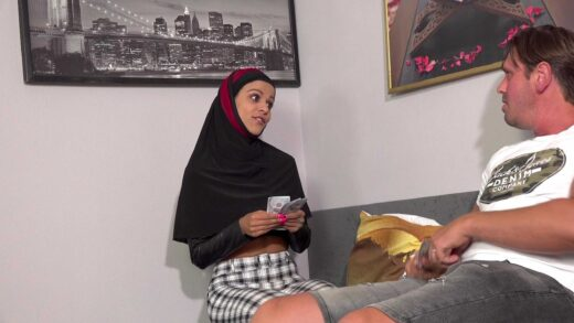 SexWithMuslims - Sandra Soul - Sexy Bitch Gets Fed Raw Cock