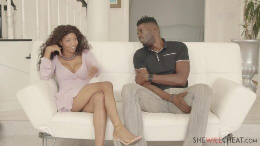 SheWillCheat - September Reign Fucks Her Ex While Her Husband Is Away