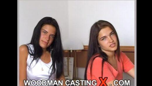 WoodmanCastingX - Inga and Ines