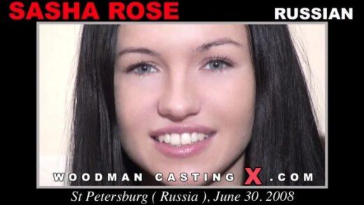 WoodmanCastingX - Sasha Rose