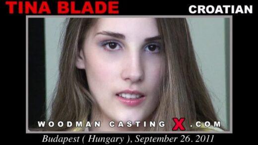 WoodmanCastingX - Tina Blade